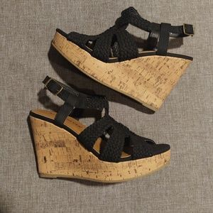 Now or Never Wedges